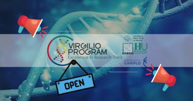Virgilio Program Call 2020