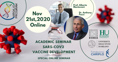 Virgilio Academic Seminar Sars Cov2 Vaccine Twitter
