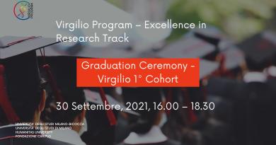 Graduation Ceremony – Virgilio 1° Cohort